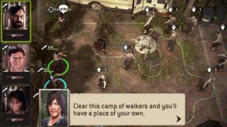 Скриншот Walking Dead: No Man's Land, the