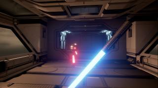 Скриншоты  игры Lightblade VR