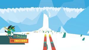 миниатюра скриншота SkiJump