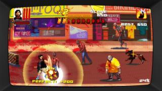 Скриншоты  игры Dead Island: Retro Revenge