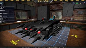 миниатюра скриншота Robot Arena 3