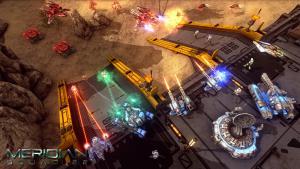 миниатюра скриншота Meridian: Squad 22