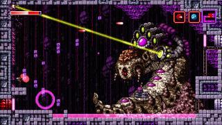 Скриншоты  игры Axiom Verge