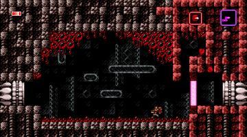 Скриншот Axiom Verge