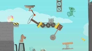 миниатюра скриншота Ultimate Chicken Horse
