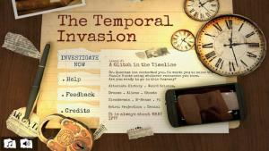 миниатюра скриншота Temporal Invasion, the
