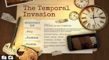 Скриншот Temporal Invasion, the