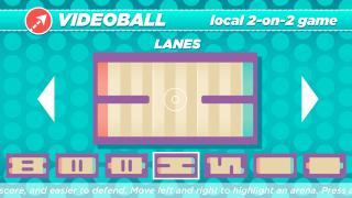 Скриншоты  игры Videoball