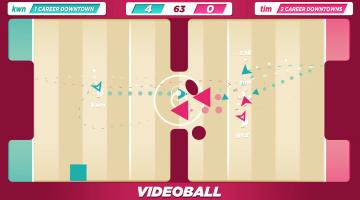 Скриншот Videoball