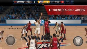 миниатюра скриншота NBA Live Mobile