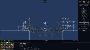 миниатюра скриншота Poly Bridge