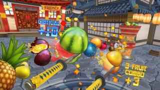 Скриншот Fruit Ninja VR