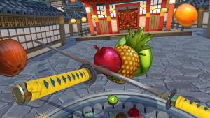 миниатюра скриншота Fruit Ninja VR