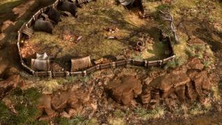 Скриншоты  игры SpellForce 3