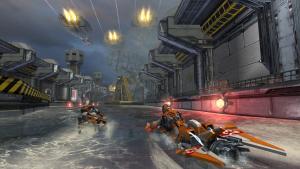 миниатюра скриншота Riptide GP: Renegade