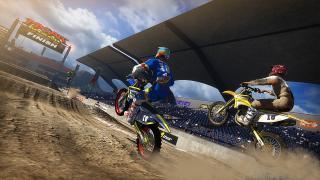 Скриншот MX vs. ATV Supercross Encore