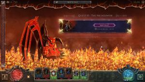миниатюра скриншота Book of Demons