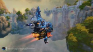 Скриншот Cloud Pirates
