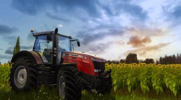 Скриншот Farming Simulator 17