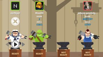 Скриншот BlackSmith HIT