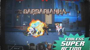 миниатюра скриншота Kung Fury: Street Rage