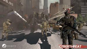 миниатюра скриншота CyberThreat