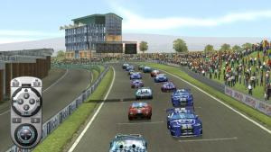 миниатюра скриншота ToCA Race Driver