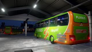 Скриншоты  игры Fernbus Simulator
