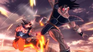 Скриншот Dragon Ball Xenoverse 2