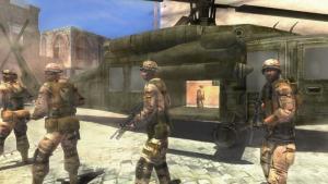 миниатюра скриншота Full Spectrum Warrior