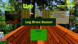 миниатюра скриншота Log Drive Runner