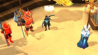 Скриншоты  игры Crush Online