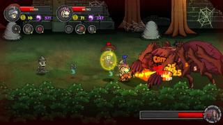 Скриншот Lost Castle