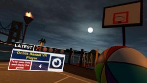 миниатюра скриншота Oniris Basket VR