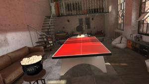 миниатюра скриншота Ping Pong Waves Eleven VR