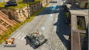 миниатюра скриншота Tanki X