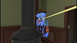 миниатюра скриншота Cowbots and Aliens