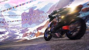 миниатюра скриншота Moto Racer 4