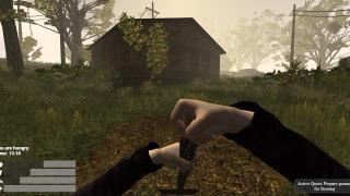 Скриншоты  игры PostCollapse