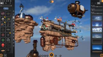 Скриншот Crazy Machines 3