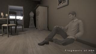 Скриншоты  игры Fragments of Him