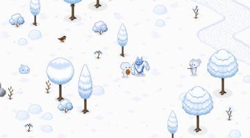 Скриншот Feel The Snow