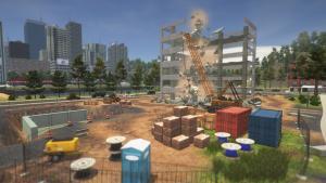 миниатюра скриншота Demolish and Build Company 2017
