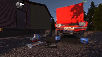 Скриншот My Summer Car