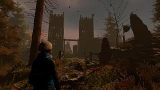 Скриншот Through the Woods