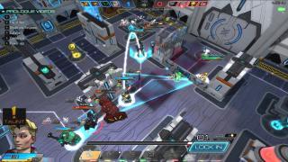 Скриншоты  игры Atlas Reactor