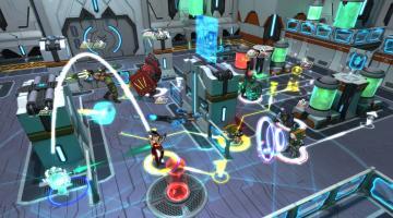 Скриншот Atlas Reactor