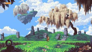 Скриншоты  игры Owlboy