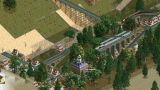 Скриншот Chris Sawyer's Locomotion
