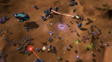 Скриншот Ashes of the Singularity: Escalation